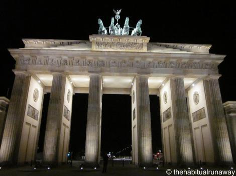 The Brandenburgh Gates
