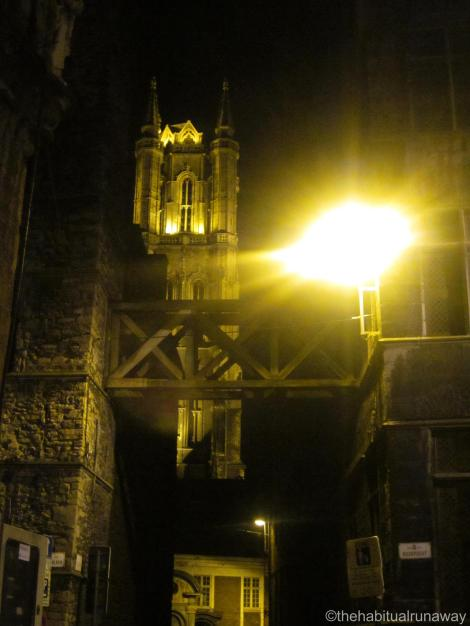 Creepy Medieval Ghent