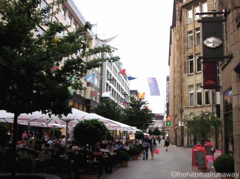 Cafes in Hamburg