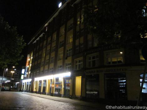 The Hostel, Hamburg