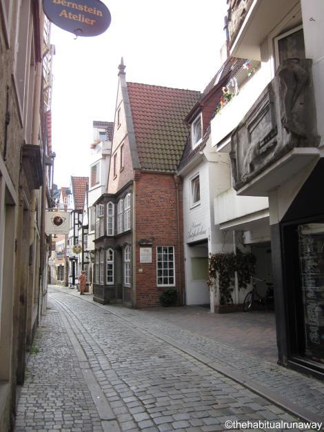 Finding Medieval Bremen