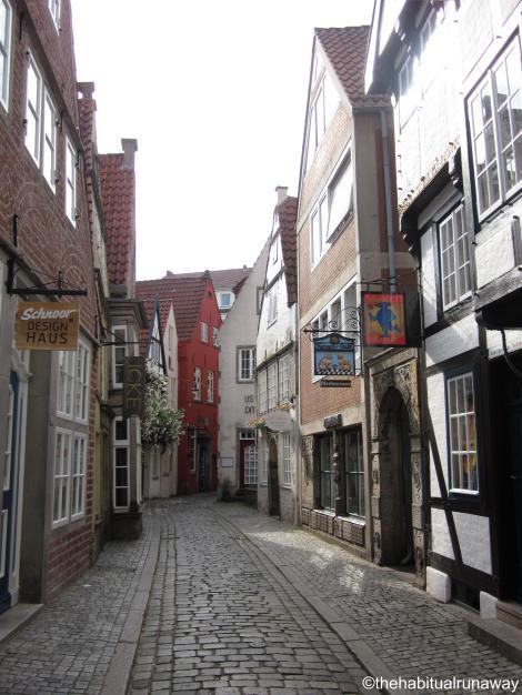 Fairy Tale Medieval Bremen