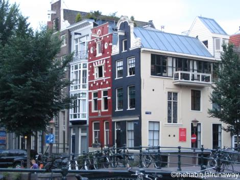 Leaning Homes, Amsterdam