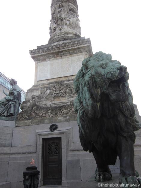 Lions of the Congress Column