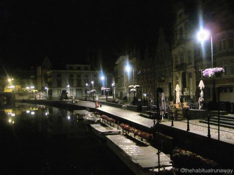 The Canal Ghent