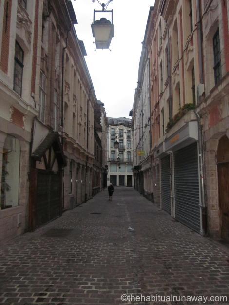 Walking Lille