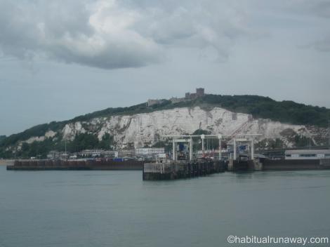 Docking in Dover