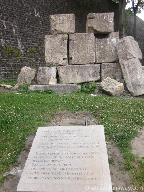 Fortification Stones