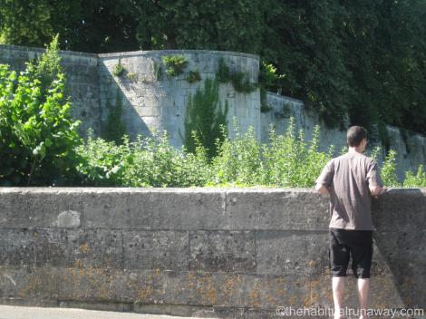 Looking at the moat