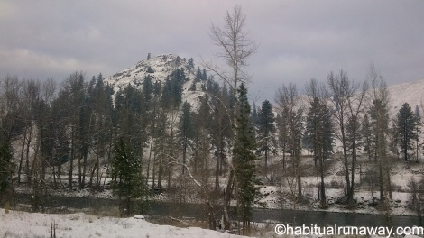 Along Similkameen