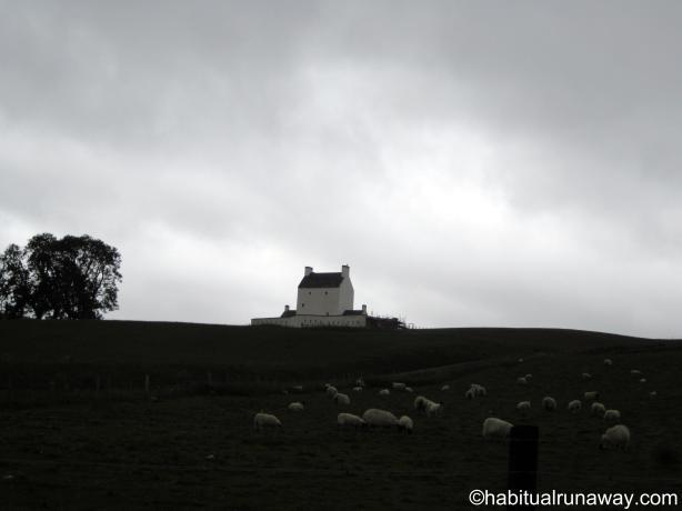 Corgarff on a Hill