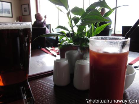 Guiness & Bloody Mary