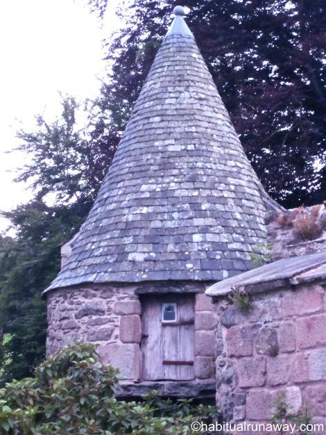 Hobbit House in Craigievar