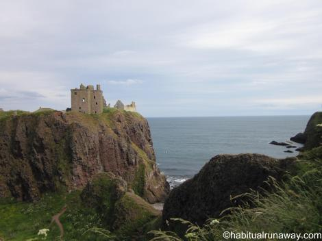Path to Dunnottar