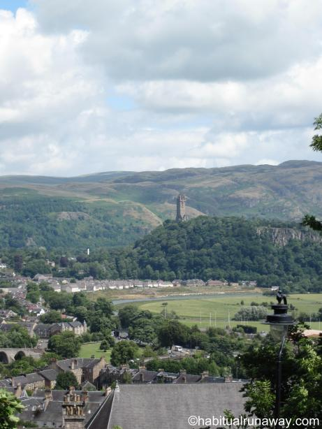 Stirling & the Monument