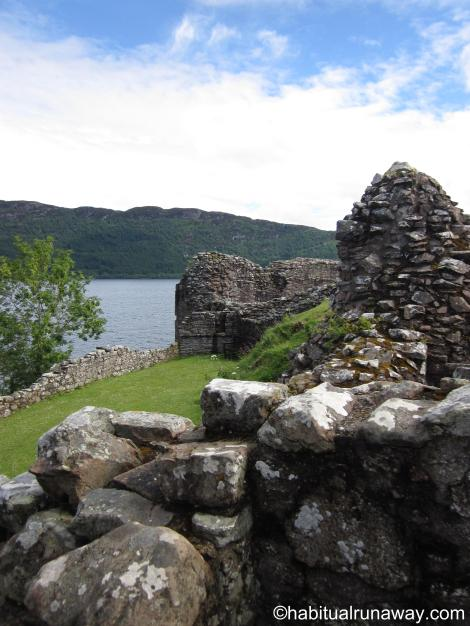 The Ruins of Urquhart