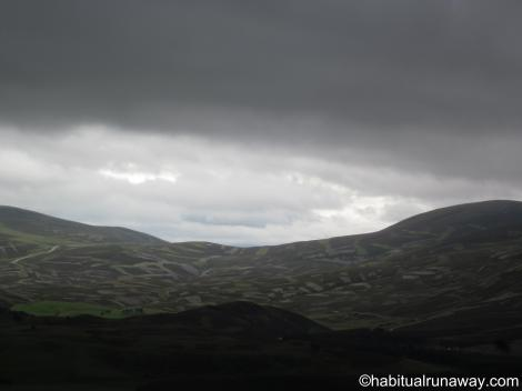 View of the Moorland