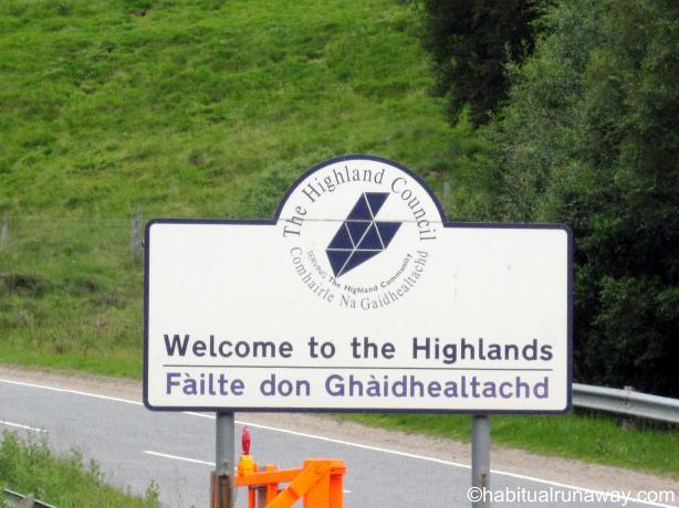 Welcome to the Highlands