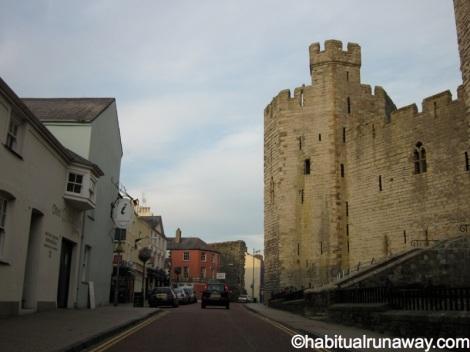 Charming Caernarfon