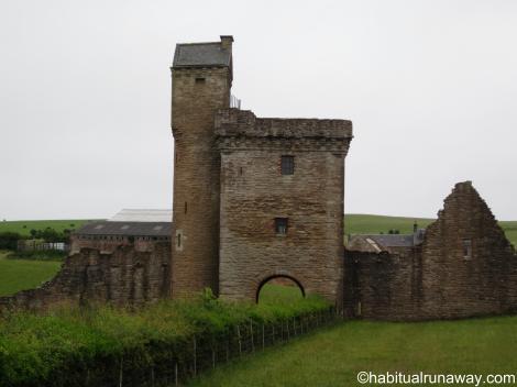 Farmside Ruins in Argyll Bute
