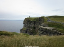 Moher Tourists