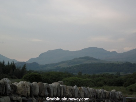 Snowdonia Stone Walls