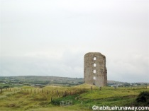 Tower Ruins Ireland