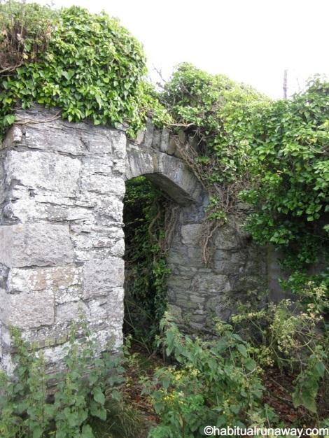 Unused Entrance