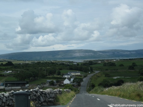 View of County Clare