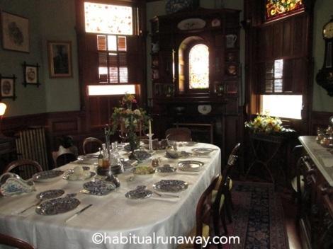 Breakfast Room Craigdarroch