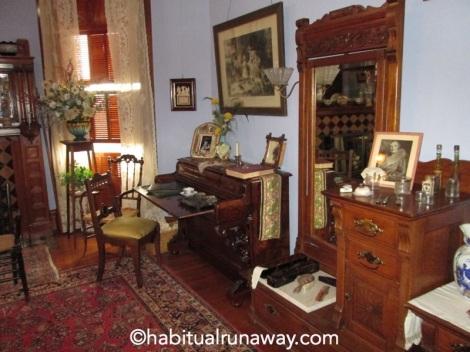 Lavender Bedroom Craigdarroch