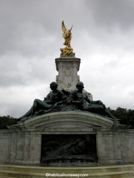 Monument at Buckingham
