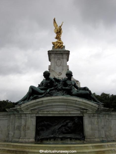 Monument at Buckingham
