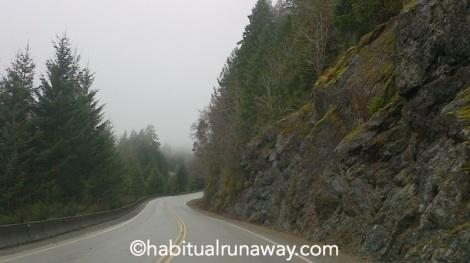 Narrow Winding Road