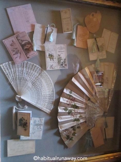Original Dance Cards Ballroom Craigdarroch