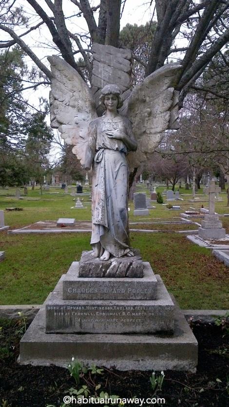 Ross Bay Angel