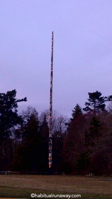Tallest Totem Pole
