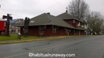 Train Station Duncan
