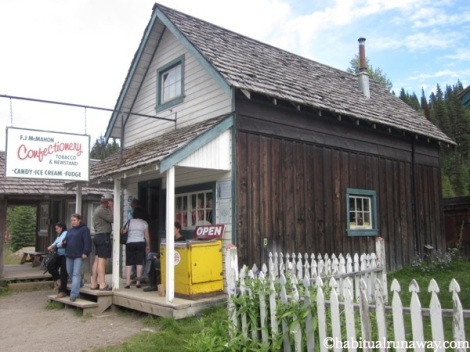 Barkerville Confectionary