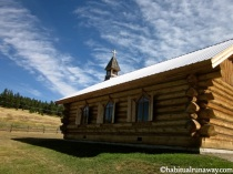 Historic Log Church