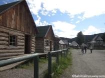 Homes in Barkerville