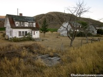 Quaint Abandoned Homes Ashcroft