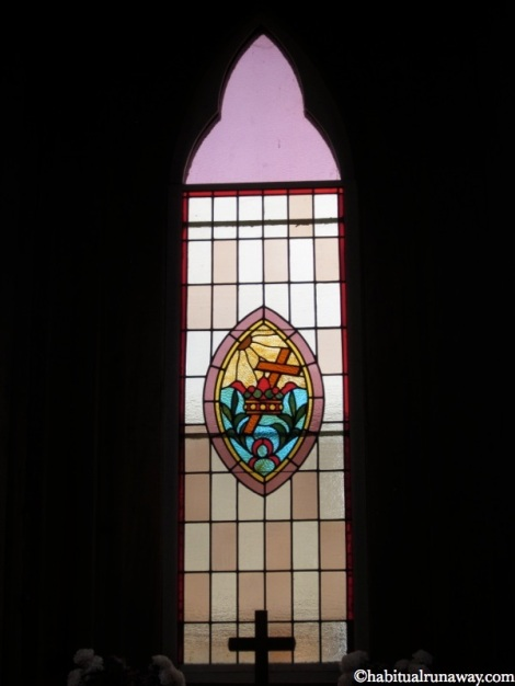 Stained Glass St. Saviour