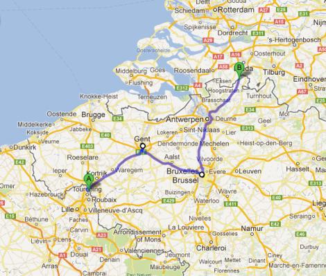 Belgian Route 2010