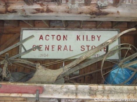 Kilby General Store