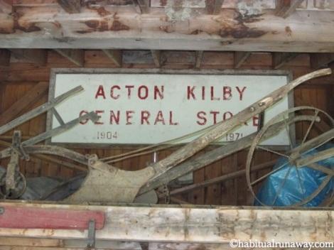 Kilby General Store