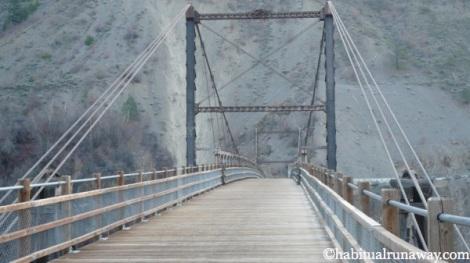 Old Bridge Lillooet