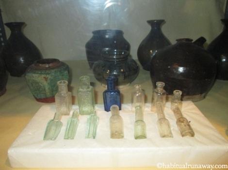 Opium Bottles?