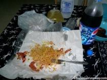 1st Thai Dinner