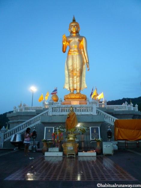Buddha Atop Hat Yai